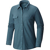 Columbia Women's Easygoing Button Down Long Sleeve Shirt