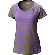 Columbia Women's Trail Shaker Stripe T-Shirt