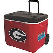 Coleman Georgia Bulldogs 60qt. Roll Cooler