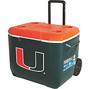 Coleman Miami Hurricanes 60qt. Roll Cooler