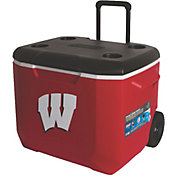 Coleman Wisconsin Badgers 60qt. Roll Cooler