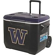 Coleman Washington Huskies 60qt. Roll Cooler