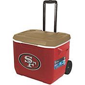 Coleman San Francisco 49ers 60qt. Roll Cooler