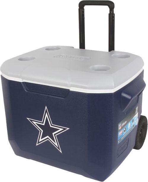 Product Image · Coleman Dallas Cowboys 60qt. Roll Cooler  sc 1 st  DICKu0027S Sporting Goods & NFL Tailgating Games Canopies u0026 More | Best Price Guarantee at DICKu0027S