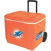 Coleman Miami Dolphins 60qt. Roll Cooler