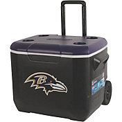 Coleman Baltimore Ravens 60qt. Roll Cooler