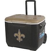 Coleman New Orleans Saints 60qt. Roll Cooler