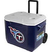Coleman Tennessee Titans 60 Quart Rolling Cooler