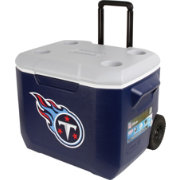 Coleman Tennessee Titans 60 Quart Rolling Cooler