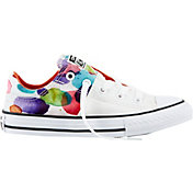 Converse Kids' Grade School Chuck Taylor All Star Madison Low-Top Casual Shoes