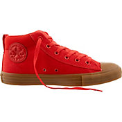 Converse Men's Chuck Taylor All Star Street Mid-Top Casual Shoes