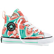 Converse Toddler Chuck Taylor All Star Simple Step Watermelon High Top Casual Shoes