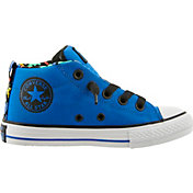 Converse Kids' Grade School Chuck Taylor All Star Street Mid Casual Shoes