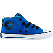 Converse Kids' Preschool Chuck Taylor All Star Street Mid Casual Shoes