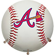 Coopersburg Sports Atlanta Braves Coat Rack
