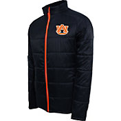 Campus Specialties Men's Auburn Tigers Blue Puffer Jacket