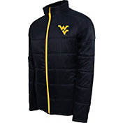 Campus Specialties Men's West Virginia Mountaineers Blue Puffer Jacket