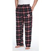 Concepts Sport Men's Cincinnati Reds Flannel Pants