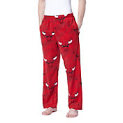 Concepts Sport Men's Chicago Bulls Logo Pajama Pants