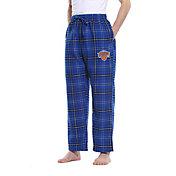 Concepts Sport Men's New York Knicks Plaid Flannel Pajama Pants