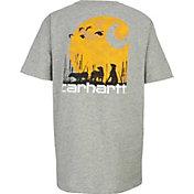 "Carhartt Little Boys' ""C"" Dog Pocket T-Shirt"