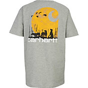 "Carhartt Boys' ""C"" Dog Pocket T-Shirt"