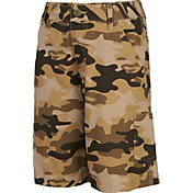 Carhartt Little Boys' Camo Ripstop Dungaree Shorts