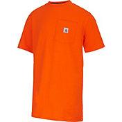 Carhartt Little Boys' Pocket T-Shirt