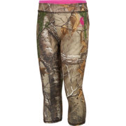 Carhartt Girls' Camo Capri Leggings