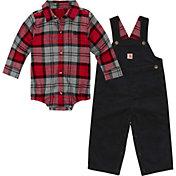 Carhartt Infant Lumberjack Overall Set