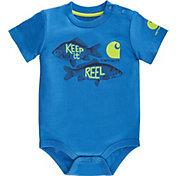 Carhartt Infant Boys' Keep It Reel Bodysuit