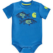 Carhartt Infant Boys' Keep It Reel Bodysuit