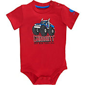 Carhartt Infant Boys' Out Run Them All Bodysuit
