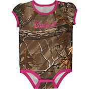 Carhartt Infant Girls' Camo Bodysuit