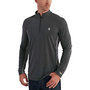 Carhartt Men's Force Extremes Quarter Zip Long Sleeve Shirt