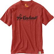 Carhartt Men's Maddock Graphic Script T-Shirt