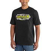 Carhartt Men's Workwear Camo Metal Plate T-Shirt