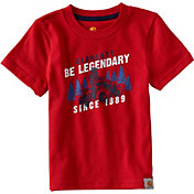 Carhartt Toddler Boys' Be Legendary Short Sleeve T-Shirt