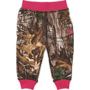 Carhartt Toddler Girls' Camo Fleece Joggers