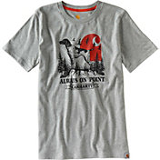 Carhartt Toddler Boys' Always on Point Short Sleeve T-Shirt