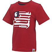 Carhartt Toddler Boys' Flag Tools T-Shirt