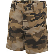 Carhartt Toddler Boys' Camo Ripstop Dungaree Shorts