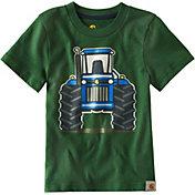 Carhartt Toddler Boys' Tractor Short Sleeve T-Shirt