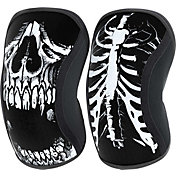 RockTape Assassins 5mm Skull Knee Sleeves
