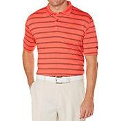 Callaway OptiDri Striped Polo - Big & Tall
