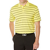 Callaway OptiDri Striped Polo - Big & Tall