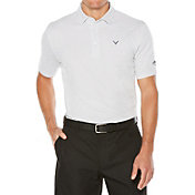 Callaway Men's Striped Golf Polo