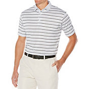Callaway Men's Heather Stripe Golf Polo