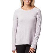 REFLEX Women's Side Slit Long Sleeve Shirt