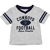 Dallas Cowboys Merchandising Toddler's Benge Grey T-Shirt